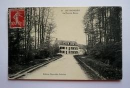 60 -   RETHONDES  - Le Pont De BERNE - Maison Forestière ? - Rethondes