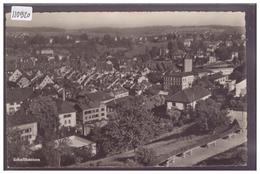 SCHAFFHAUSEN - TB - SH Schaffhouse