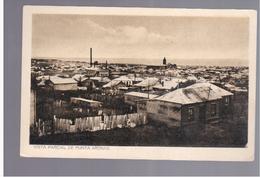CHILE Vista Parcial De Punta Arenas Ca 1920  OLD POSTCARD - Cile