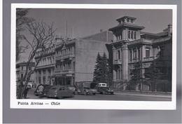 CHILE Punta Arenas 1958  OLD PHOTO POSTCARD - Cile