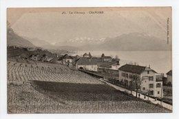 - CPA CHAVOIRE (74) - Vue Générale 1907 - Photo-Edition Pittier 482 - - France