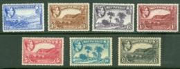 Montserrat: 1938/48   KGVI Set      MH - Montserrat