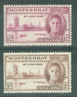 Montserrat: 1946   Victory    MNH - Montserrat