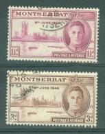 Montserrat: 1946   Victory    Used - Montserrat