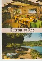C. P. -  PHOTO - COMPS SUR ARTUBY - GRAND HOTEL BAIN - LE RESTAURANT - UN COIN DE LA TERRASSE - 255/314 - TARDY - BAR - - Comps-sur-Artuby