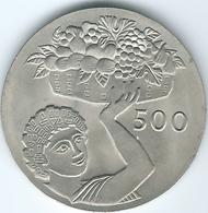 Cyprus - 1970 - 500 Mils - FAO - KM43 - Cyprus