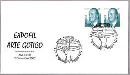 ARTE GOTICO - GOTHIC ART. Amurrio, Pais Vasco, 2002 - Escultura