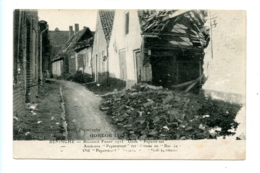 Reninghe - Belgisch Front 1915 Peperstraat - Lo-Reninge