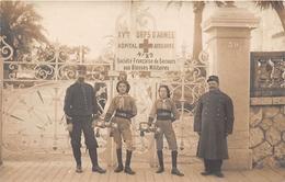 NICE - Carte-Photo - XVe Corps D'Armée - Hopital Auxiliaire N° 29 - Scouts, Scoutisme, Promenade Des Anglais - Hôtel - Pubs, Hotels And Restaurants