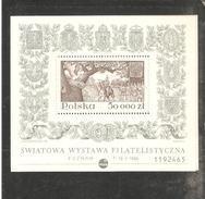 POLOGNE  BLOC N° 132  NEUF ** MNH   DE  1993  PRIX    3 € - Blocks & Sheetlets & Panes