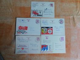 Lot De 5 Entiers Postaux Publibel (L7) - Stamped Stationery