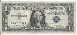 USA 1 DOLLAR 1957 VF P 419 - Estados Unidos
