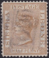 Sierra Leone     .   SG    .      16    .    O   .      Cancelled    .   /    .    Gebruikt - Sierra Leone (...-1960)