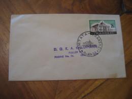 TRANSKEI 1963 FDC Cancel Cover SOUTH AFRICA British Area - Afrique Du Sud (1961-...)