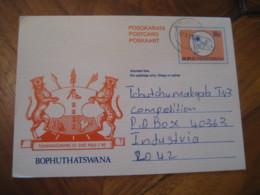 BLESKOP 1978 ? Cancel Postal Stationery Card BOPHUTHATSWANA South Africa Area - Bophuthatswana
