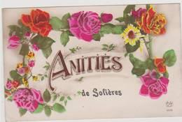 40446  -     Amitiés De  Solières  -  Cachet  Huy - Huy