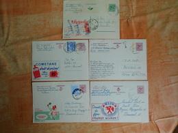 Lot De 5 Entiers Postaux Publibel (N7) - Stamped Stationery