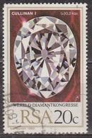 Congrès Mondial Du Diamant - AFRIQUE DU SUD - Cullinan I - N° 477 - 1980 - Afrique Du Sud (1961-...)