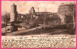 Nijmegen - Kronenburger Park - Tour - Etang - Edit. SCHAEFER - Oblit. WESTERVOORT 1900 - Nijmegen
