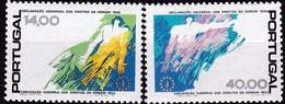 Portugal, 1978, 1422/23 , Schutz Der Menschenrechte. MNH ** - Nuevos