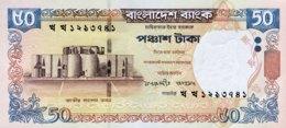 Bangladesh 50 Taka, P-41a (2003) - UNC - Bangladesh
