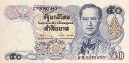 Thailand 50 Bath, P-90b (1985) - UNC - Signature 57 - Thailand