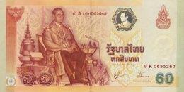 Thailand 60 Bath, P-116 (2006) - UNC - Thailand