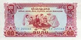 Laos 10 Kip, P-20a - UNC - Laos