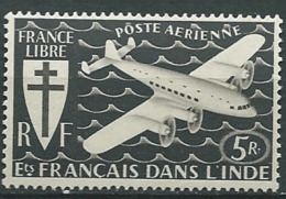 Inde Française -  Aérien - Yvert N° 4  **   - Bce 15702 - Indië (1892-1954)