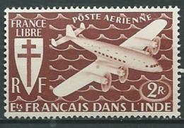 Inde Française  - Aérien - Yvert N° 3  **   Bce 15709 - Indië (1892-1954)