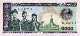 Laos 1.000 Kip, P-32Aa (1998) - UNC - Laos