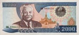 Laos 2.000 Kip, P-33a (1997) - UNC - Laos