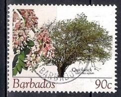 Barbados 2005 - Flowering Trees - Barbados (1966-...)
