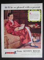 ORIGINAL 1951 MAGAZINE ADVERT FOR AUSTIN REED - Other