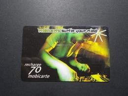 Telecarte Mobicarte DJ's VOLTA - Avril 2001 (13/14) - France