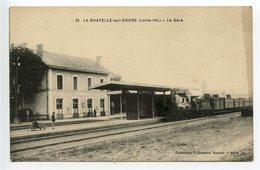 La Chapelle Sur Erdre La Gare - La Chapelle Basse-Mer