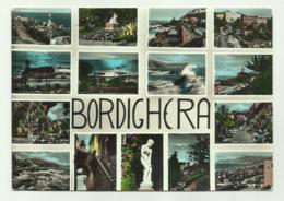 BORDIGHERA - VEDUTINE  - VIAGGIATA   FG - Imperia