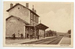 Landos La Gare - France