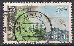 Norwegen  (1986)  Mi.Nr.  947  Gest. / Used  (1ai10)  EUROPA - Norwegen