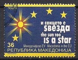 Mazedonien  (2004)  Mi.Nr.  319  Gest. / Used  (1ai11) - Mazedonien