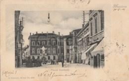 Italy - Mantova - Mantua - Piazza Garibaldi - Mantova