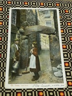 CPA ANGLETERRE - Cornwall ST. IVES - Old Arch 1906 - St.Ives