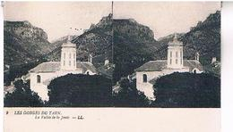 48 GORGES  DU TARN   LA VALLEE  DE LA JONTE     TBE LOZ58 - Gorges Du Tarn