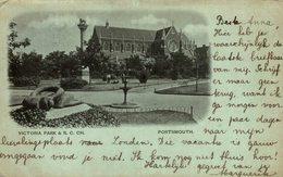1900 VICTORIA PARK PORTSMOUTH - Portsmouth