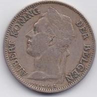 CONGO BELGE - ALBERT I - 50 Centimes 1926 - Congo (Belge) & Ruanda-Urundi