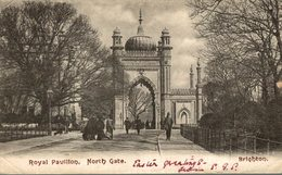 ROYAL PAVILION NORTH GATE BRIGHTON - Brighton