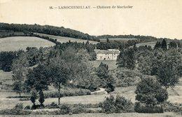 58  LAROCHEMILLAY  CHATEAU DE   MACHEFER - Other Municipalities