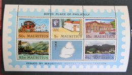 ILE MAURICE - MAURITIUS - 1970 - YT BF 3 - PORT LOUIS - Mauritius (1968-...)