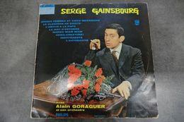 Disque De Serge Gainsbourg - Le Claqueur De Doigts - Philips Standard B 76.473 R - 25 Cm - 1959 - Spezialformate