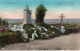 AUBONCOURT.  Grabdenkmal Deutscher Helden - France